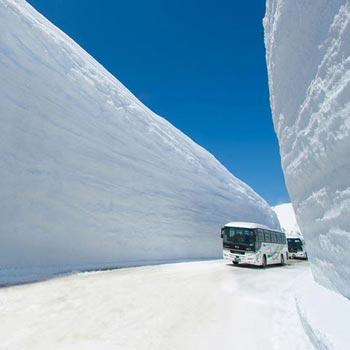 Alpine Route - Japan Tour