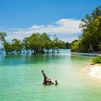 Blissful Andaman's Tour.