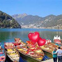 Mesmerizing Nainital (Honeymoon Special) Tour