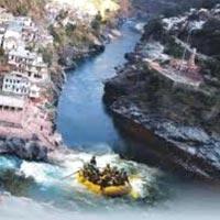3 Days White Water Rafting Tour