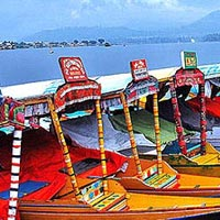 Golden Triangle Kashmir Tour