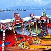 Golden Triangle Kashmir Tour