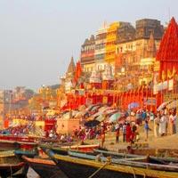 Golden Triangle Varanasi Tour