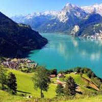 Wonderful  Switzerland Package