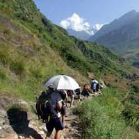 Tally Valley Trekking Tour