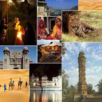 The Grand Tour Of Royal Rajasthan
