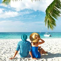Honeymoon at Mauritius
