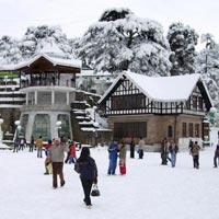 Shimla ,Manali
