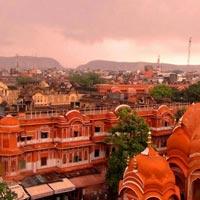 Rajasthan - Jaipur With Taj Tour