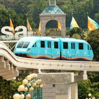 Singapore With Sentosa