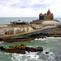 Kanyakumari, Rameswaram and Madurai