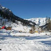 Chandigarh - Manali Tour