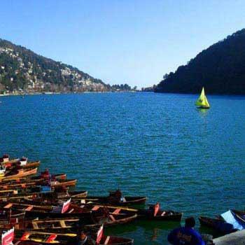 Nainital - Corbett - Haridwar - Mussoorie Tour