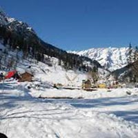 5 Days Manali by Volvo Tour