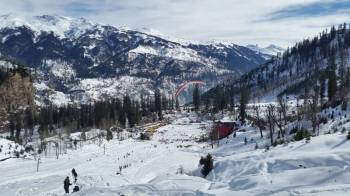 Himachal Darshan with Chandigarh Tour