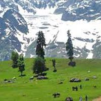06 Nights / 07 Days Kashmir Tour Package.