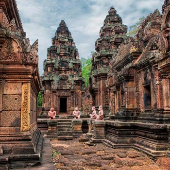 04 Nights & 05 Days Cambodia Tour