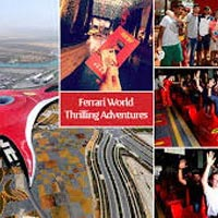 Dubai With Abu Dabhi 4 Nights Package