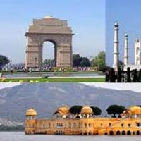 5N/6D Golden Triangle Tour
