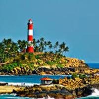7N/8D Kerala Tour