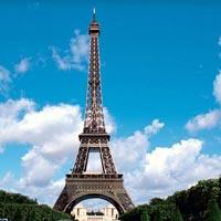 5N/6D France Tour