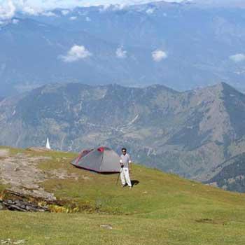 Chopta Tungnath Deoria Tal Trek Tour