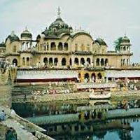 Spiritual Tour with Taj Tour