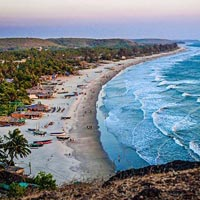 Goa Tour  4 Nights 5 Days