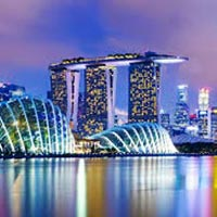 Singapore Tour Package  3Nights / 4Days Return Airfare Ex - Amritsar
