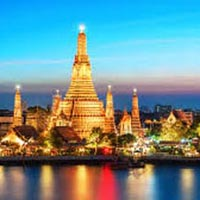 Thailand Tour Package  4Nights / 5Days Return Airfare Ex - New Delhi