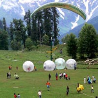 Chandigarh  To Manali Tour (3 Days/2 Nights)