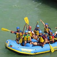 Rishikesh Camping Package