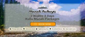 3 Days Manali Package
