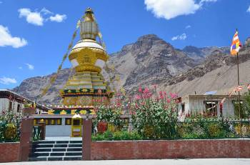 7 Nights 8 Days Delhi to Lahaul Spiti Trip