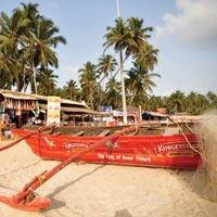 Grand South India tour goa