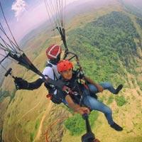 paragliding vagamon