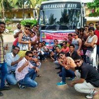 goa accommodation and tour for students