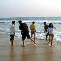 Kerala Beach Beauty
