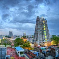 Temple Tour of South India