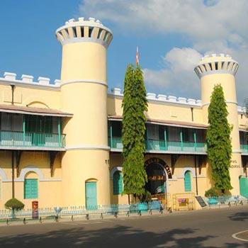 Port Blair - Cellular Jail