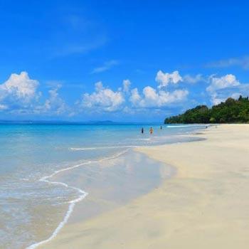 Havelock Island - Radha Nagar Beach