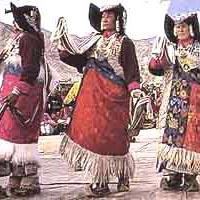 Ladaki Women