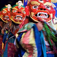 Hemis -Mask Dance