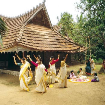 Kerala Coconut Holidays Tour
