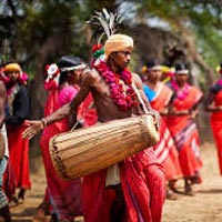 Tent Tour (Camping) In The Tribal Land Of Chhattisgarh-2
