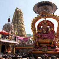 Rath Yatra (Chariot Festival) At Puri: (6Th July - 15Th July 2016)15 Days Tour
