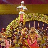 Dhanuyatra Festival with Tribal Wonder in Orissa Tour