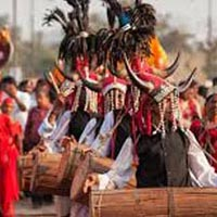 Colorful Festival Gonncha Tour