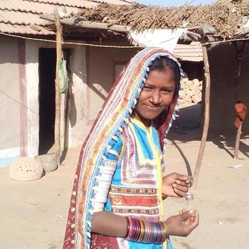 Tribal Wonder In Gujarat With Colorful Tarnetar Fair