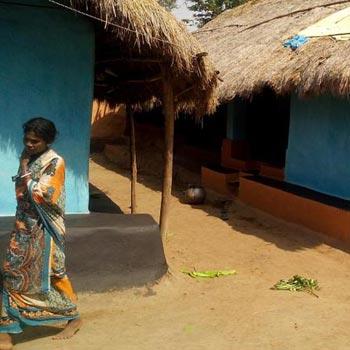 Tent Tour In The Tribal Land Of Chhattisgarh